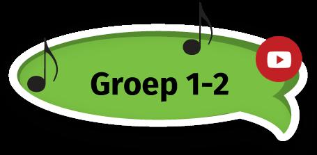 Lessen voor Groep 1 en 2